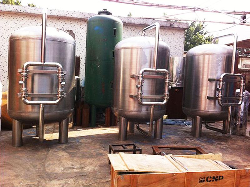 哈尔滨原水处理-想买好用的哈尔滨水处理设备,就来真一水处理