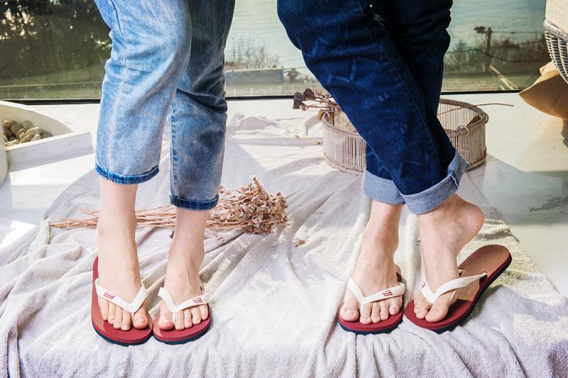 乳膠拖鞋-知名的HIPPOBLOO泰國乳膠人字拖供應商當屬棕櫚佳期商貿