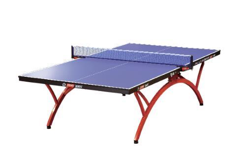 漯河乒乓球台厂家-为您推荐质量好的折叠式乒乓球台