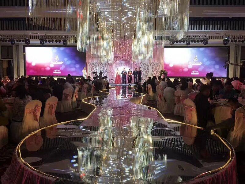 江苏婚宴承包-扬州信誉好的婚宴承包服务公司是哪家