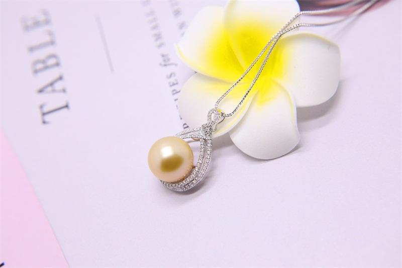 上海优惠的南洋珍珠吊坠-价格优惠的南洋珍珠珠宝推荐