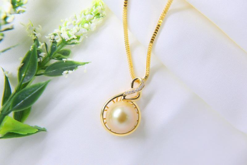 珍珠項鏈批發廠商-具有口碑的海水珍珠項鏈生產商是哪家