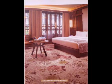 辽宁地毯所具备的工艺和设计