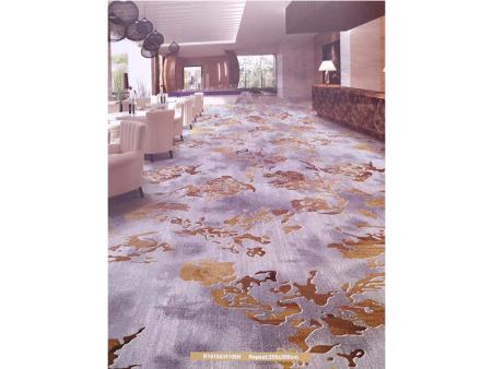 宾馆地毯带您了解一下酒店地毯如何清洗?正确的地毯清洗方法