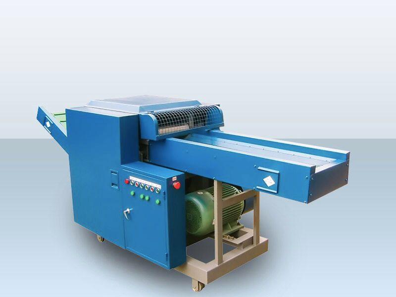 江苏纤维剪切机-废丝剪切机-纺织废料剪切机