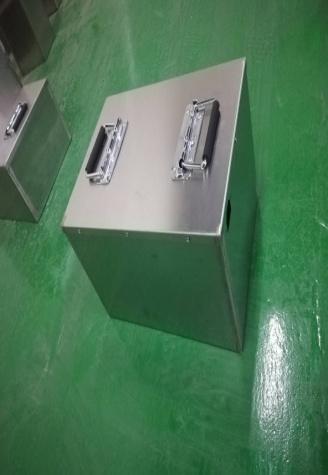 锂电池金属外壳