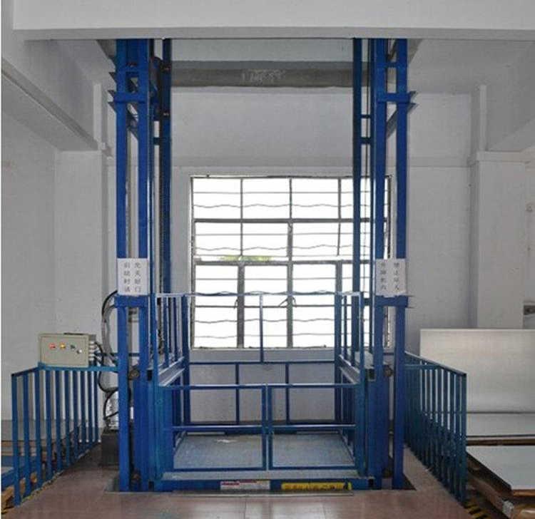 福建导轨式液压升降平台-选满意的导轨式液压升降平台就到许昌登高机械