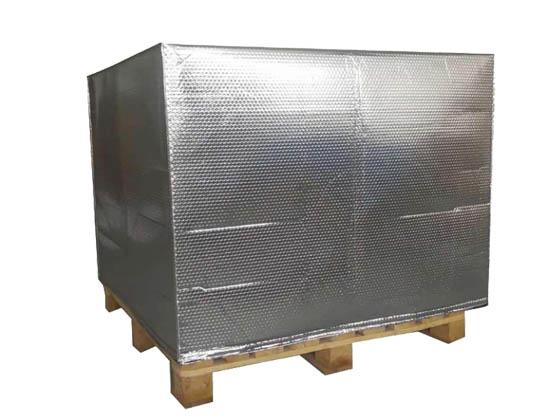 厂家直销铝箔EPE保温托盘罩防护罩防尘隔热遮光效果佳