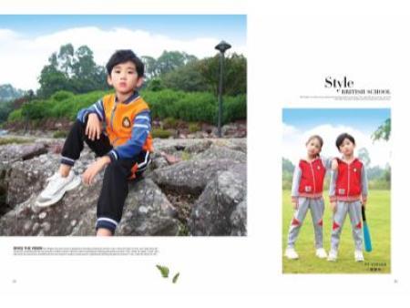 陕西冬装运动服代理-飞童小可服饰专业供应冬装运动服