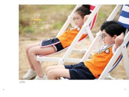 河南夏装园服供应加盟-品牌好的夏装园服推举