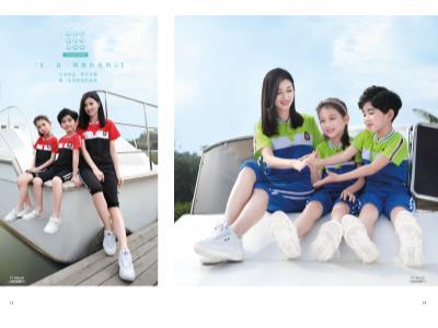 陕西夏装园服供应-想买口碑好的夏装园服,就到飞童小可服饰