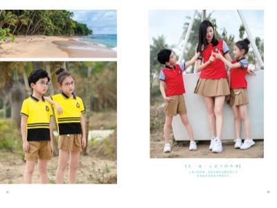 湖北夏裝園服供應-飛童小可服飾供應物超所值的夏裝園服