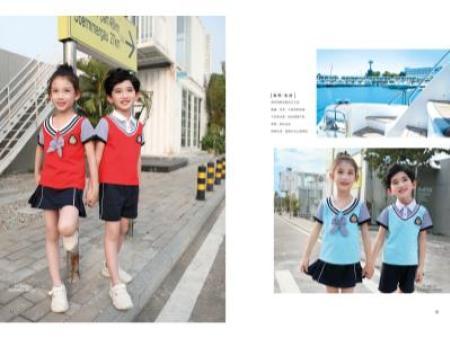 夏装园服供应代理-想买夏装园服上哪比较好