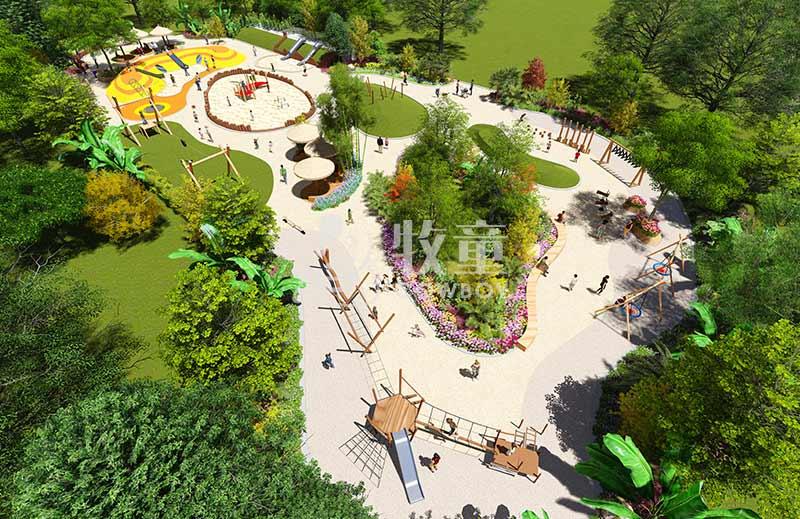 户外儿童乐园当选广东牧童实业,儿童户外设施厂家推荐