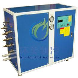 河源工業冷水機主要生產廠家_環美制冷_專業的河源冷庫提供商