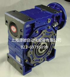 上海津驰自动化设备有限公司(ZAGA朝冈)蜗轮蜗杆减速机