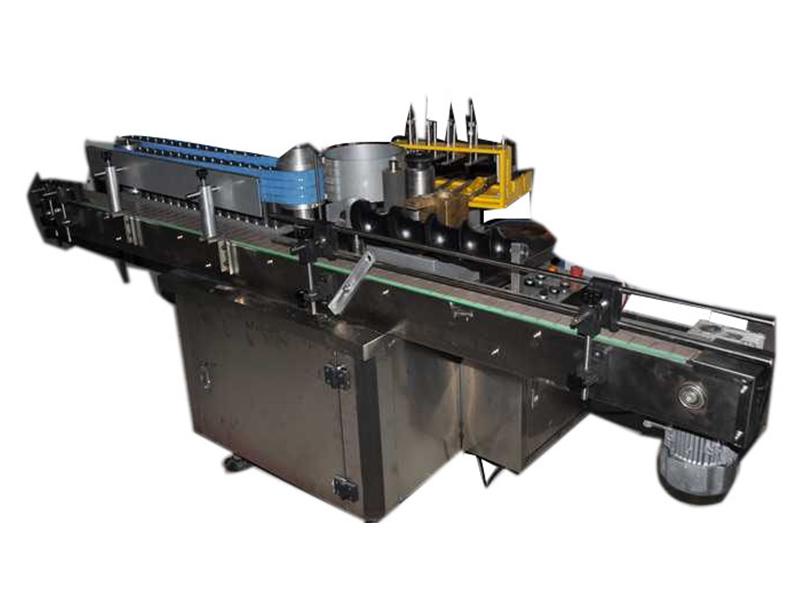 河南半自动贴标机价格-芳静包装机械提供划算的贴标机