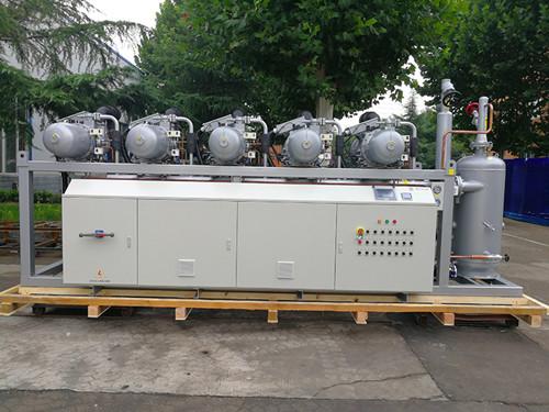 工业制冷设备安装