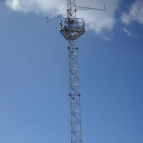 供应衡水价格合理的测风塔 测风塔厂家