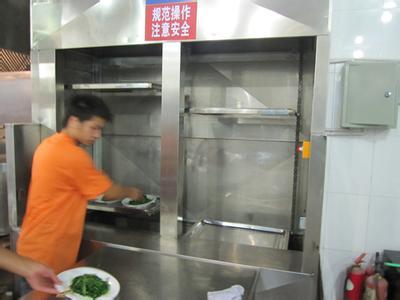 餐饮电梯安装价格,南宁食梯厂家