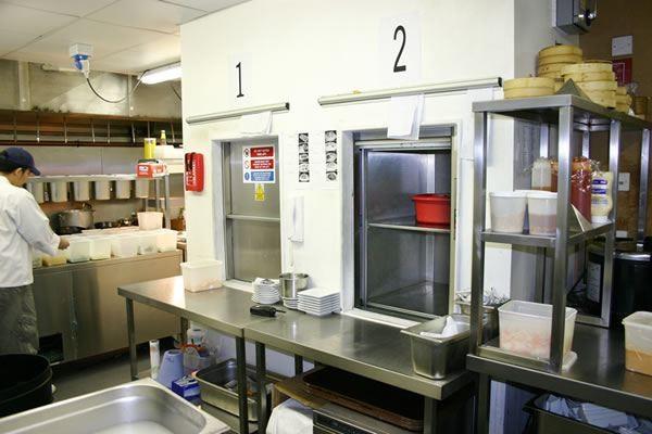 百色食梯安装厂家-质量好的南宁食梯在哪能买到
