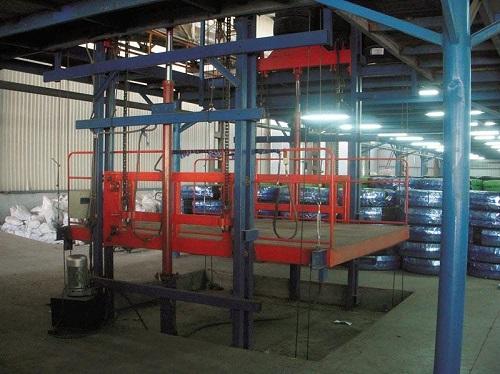 广西升降货梯,导轨式升降机价格