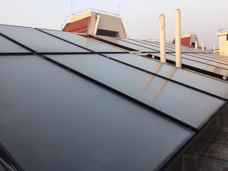 南宁热水工程,专业太阳能热水工程施工