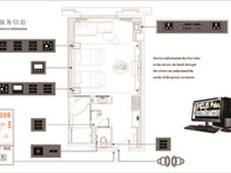 大行智能为星级酒店房控系统提供节能盈利方案