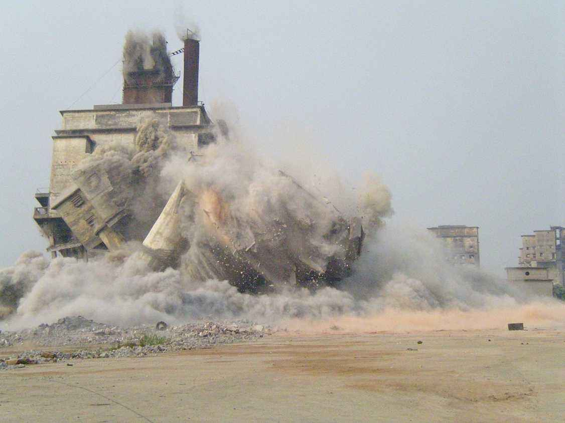 杭州水塔拆除哪家专业-浙江可靠的爆破工程
