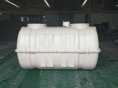 玻璃钢化粪池桶