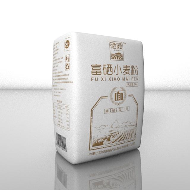 富硒小麦粉品牌-呼和浩特富硒小麦粉供应商推荐