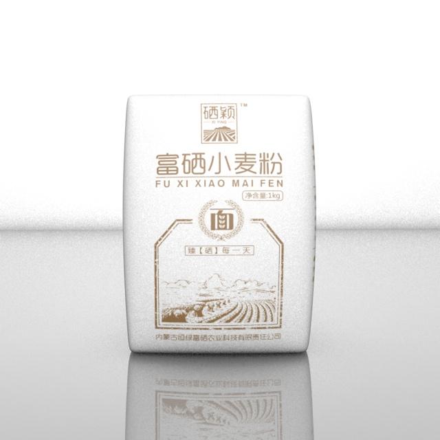 硒颖富硒小麦粉批发商-物超所值的硒颖富硒小麦粉,恒绿集团供应