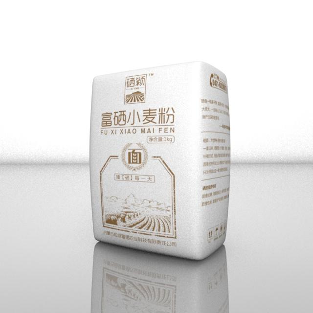 富硒农产品-去哪找声誉好的硒颖富硒小麦粉厂家
