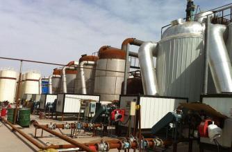 汕头废机油炼油设备厂家_新乡可信赖的废机油炼油设备厂家推荐