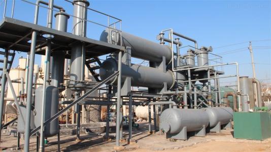 惠州环保型废轮胎炼油设备厂家_信誉好的环保型废轮胎炼油设备供应商_金震机械
