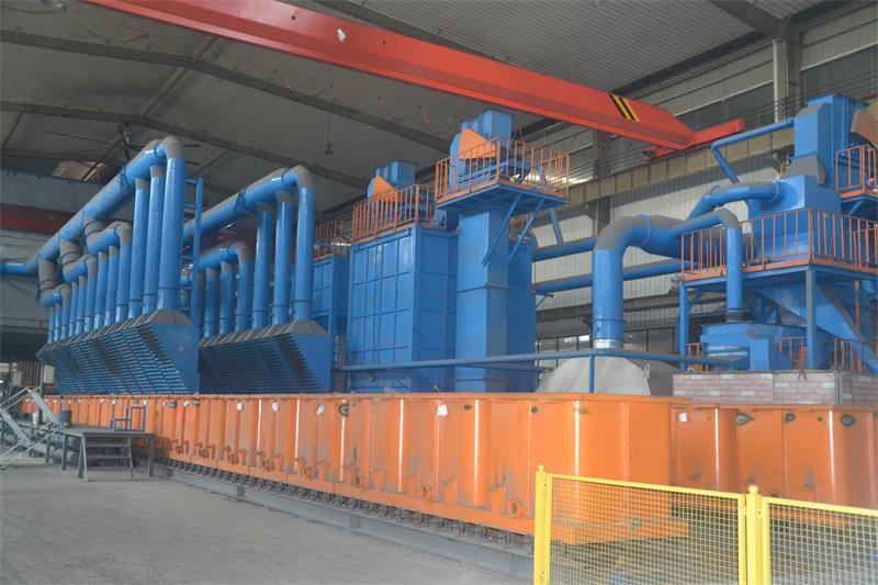 铸造生产线_博瑞特供应价格合理的,铸造生产线
