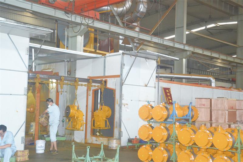 喷漆设备制造厂家-好用的喷漆线在哪可以买到