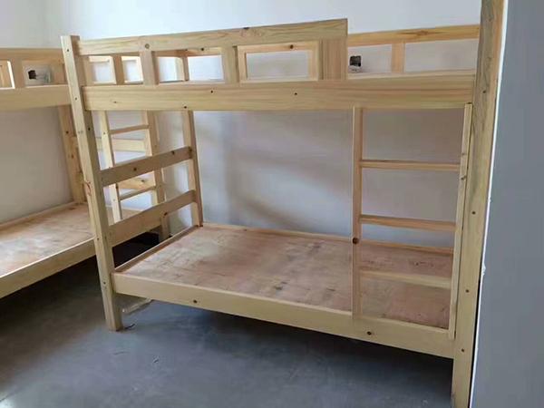 郑州实木上下床地址-选购郑州实木上下床就到一诺家具