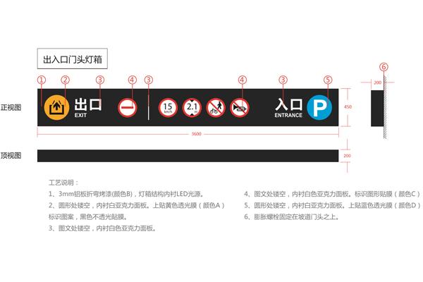 青岛LED灯箱厂家|买优惠的标识灯箱当然是到科启源交通设施了
