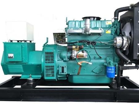 《蓦然回首》24kw柴油发电机—30kw柴油发电机组(裕兴)