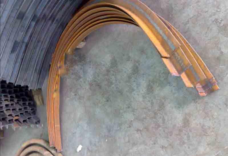 角铁预弯-物超所值的角铁博誉金属结构供应