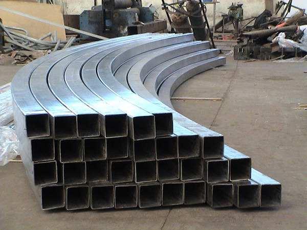 方管拉弯供应商|博誉金属结构提供良好的方管