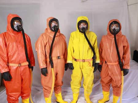 濟源防化服|撫順澳豐安全防護裝出售性能可靠的防化服