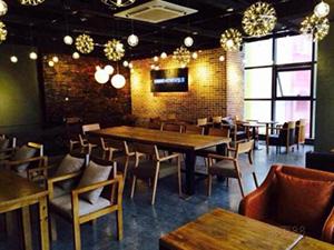 西安咖啡厅桌椅