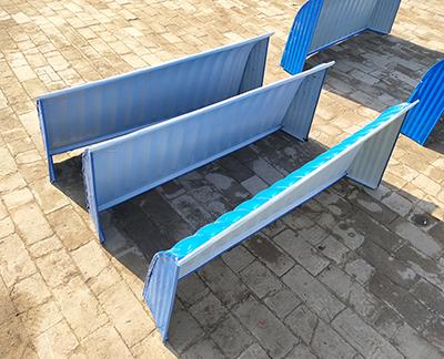 湖北彩涂板防雨搭供应厂家-邯郸哪有供应高质量的彩涂板防雨搭