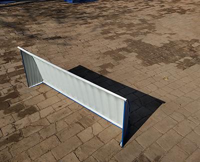 湖北彩涂板防雨搭批发_河北地区销量好的彩涂板防雨搭怎么样