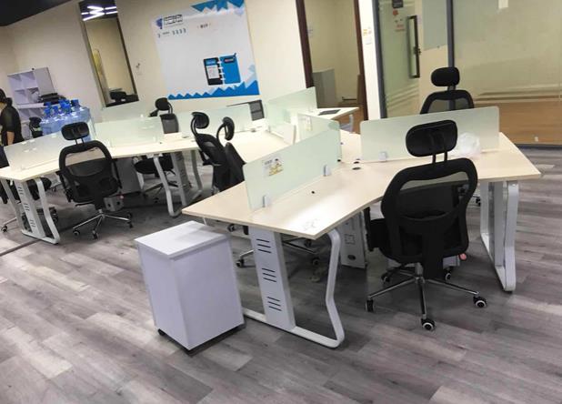 西安二手办公桌_西安二手办公家具批量出售