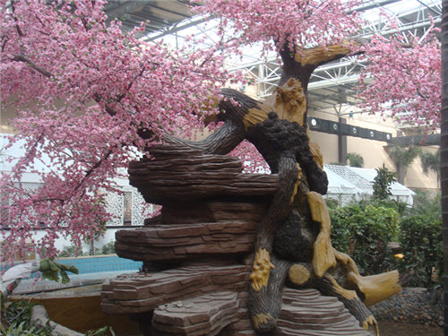 西安假树工程