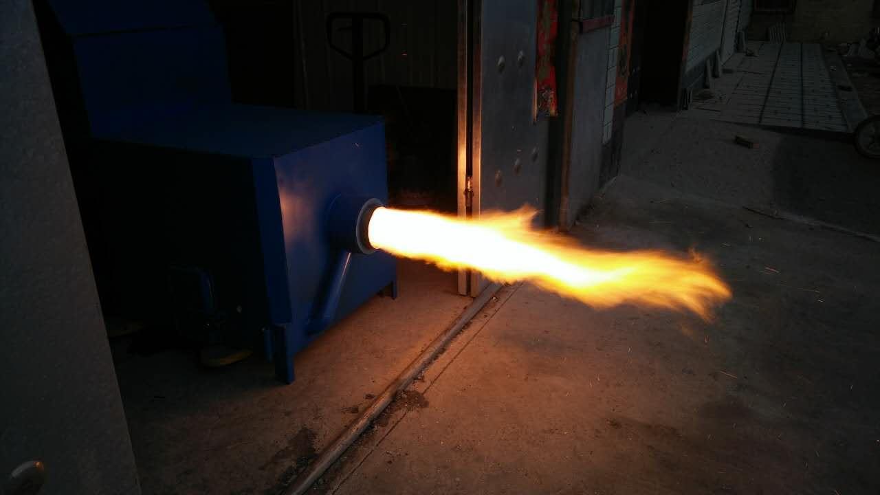 广东生物质燃烧机|选购专业的生物质颗粒燃烧机就选赫阳机械