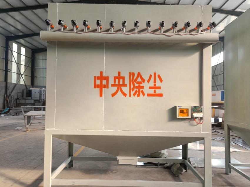 布袋脉冲除尘器生产厂家-口碑好的中央除尘设备供应商-邹平晟冉鑫悦
